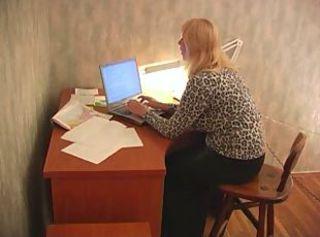RUSSIAN Ma 20 blonde mature yon 2 young men _: matures milfs old+young