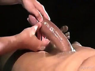 Handjob Massage Oiled