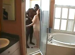 Wife Satisfies Black Lover