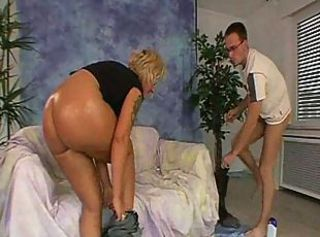 Big Botheration german girl Donna get fucked