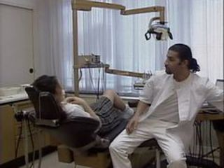 Sibel gets fucked by her dentist