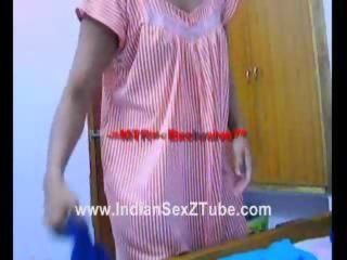 Indian Housewife After a Fuck