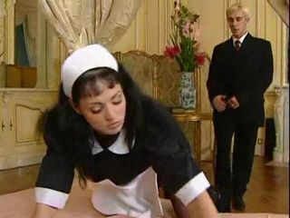 European Maid Nailed In The Ass - Pornholic.com