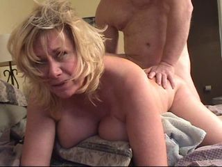 Amateur Anal Blonde Doggystyle Mature MILF Natural