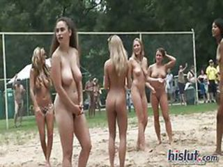 These girls are naked