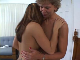 Horny older lesbian gets her face rode by young slut