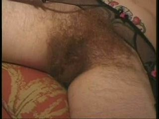 VERY HAIRY GIRL
