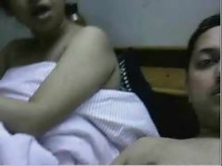 bangladeshi couple making their MMS in front on webcam