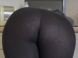 Ass MILF Pantyhose