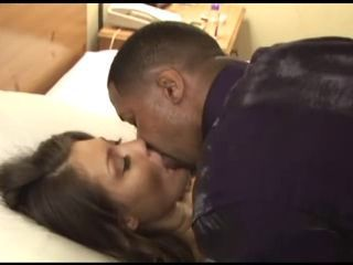 Beautiful White Woman with Black Lover
