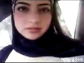 Arab girl big boobs