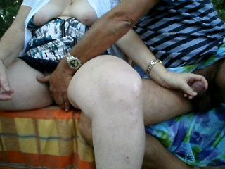 Amateur Chubby Handjob Mature Outdoor Small cock Wife