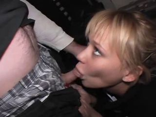 Blonde Suck Small Penis...