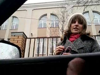 rus Fetch Masturb in AUTO ABUSES GIRLS 40  - NV