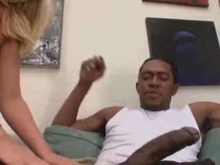 Blond Fucked By Really Big Bl...