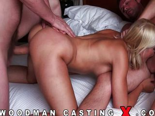 Blonde Blowjob Casting Groupsex Teen Threesome