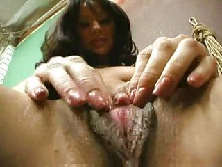 Amazing Clit Close up Masturbating Pussy