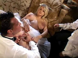 All over Cum The Brides 1-5...
