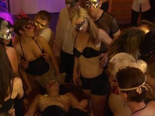 Fetish Groupsex Orgy Party Swingers Wife