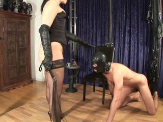 punishment for the horny slave (part2)