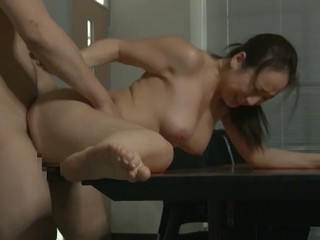 The wife should make love to employees of the firm censored
