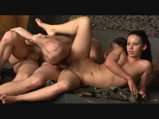Arm-twisting BISEX PARTY 4