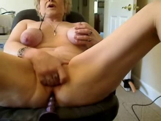 Granny Shows Us How To Have...