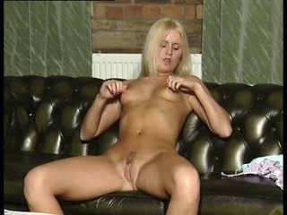 British slut Trudy plays...