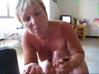 60yo Fat-assed French Wife...