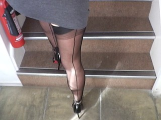 Seams and heels...