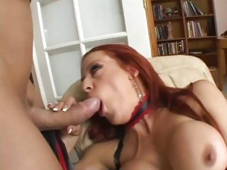 Shannon Kelly gets her...