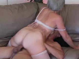 Granny solely needs a good fuck --...