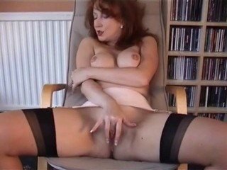 Lingerie and Nylons Seduction