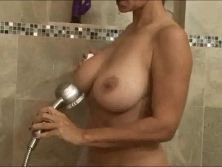 Persia Monir - Shower time wide of KR