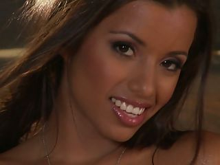 Lupe Fuentes Is A Hot Latina Babe Around Tan Skin, Enduring Tits And Tight H...
