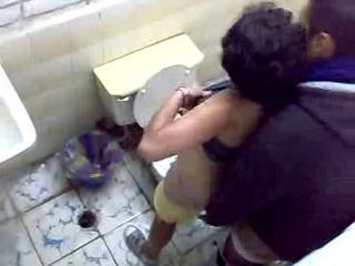 Amateur Arab Toilet