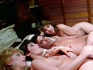 Classic Whore Nina Hartley Likes Getting Laid Naked With Her Filthy Fr...