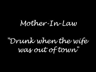 Drunk Sex With Motherinlaw