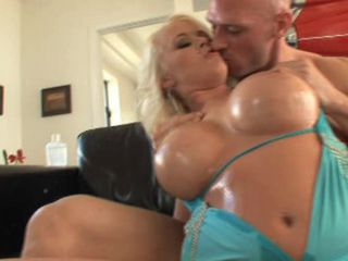 Dirty bigtitted slut Angel Vain gets fucked abundantly PTD