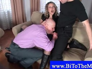Bisexual Guy With Big Cock