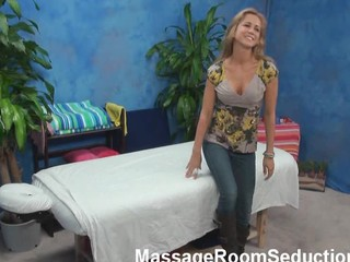 Hidden Cam Close by Massage Area