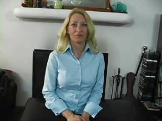 Milf Is Crying A Bit As She Gets Spanked