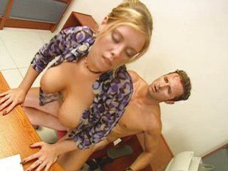 The Boss Is Free To Boink His Secretary