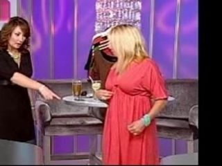 Suzanne Somers panty flash