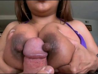 Big Natural tits, Huge Nipples - Boobjob!!!!!!!