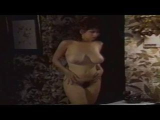 Christy Canyon and Haymaker Lynn Threesome American 80s