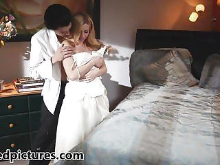 New Bride Lexi Belle Gets Fucked...
