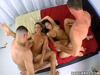 Jenaveve jolie and friend fucked hardcore