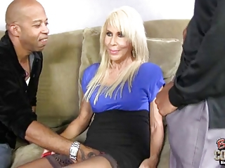 Hot White Grandma Erica Lauren S...