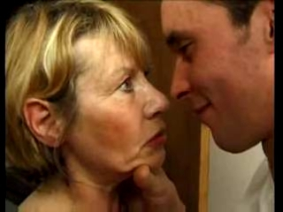Mature cherish hard fuck ANAL 7..French Mammy